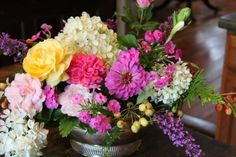 How to make your own stunning floral arrangements from A Garden for the House