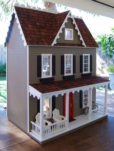 Real Good Toys farm house