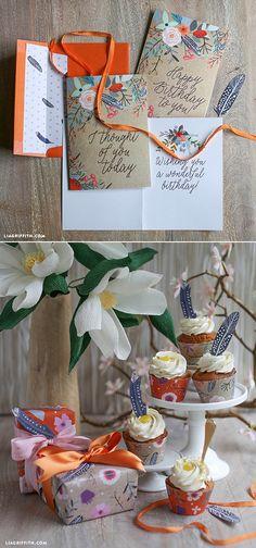 #Giftwrap #Greetingcards www.LiaGriffith.com