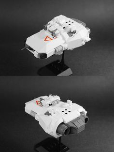 Regent Class Armored Shuttle | Flickr - Photo Sharing!