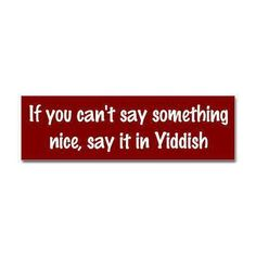 Funny Jewish sayings and bubbie pins Pinterest