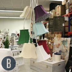 Luxury Deckenleuchte Kate bunte Schirme Impressionen in M bel u Wohnen Beleuchtung Lampen