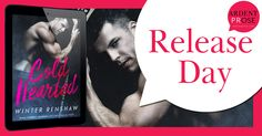 Ogitchida Kwe's Book Blog : Release Day Blitz - Cold Hearted by Winter Renshaw...