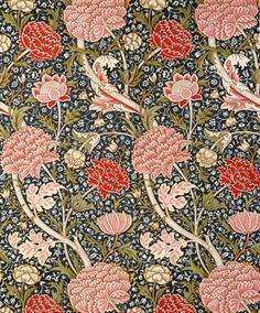 william morris wallpaper kitchen | FREE WALKING TOURS OF HAMMERSMITH for all Privilege Card Holders!