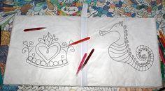 Libro mediano princesas