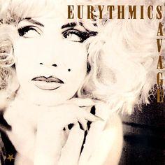 Eurythmics - Savage (my favorite album)