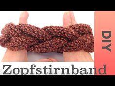 Knit Headband Instructions – rnrnSource by luciamissas Knitted Headband, Fingerless Gloves, Arm Warmers, Dreadlocks, Knitting, Hair Styles, Pigtail, Beauty, Blog
