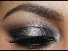Two Toned Smokey Eye Makeup Using Urban Decay Naked 2 Palette
