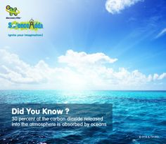 Amazing Facts About Ocean Carbon  http://www.scienceadda.com/amazing-facts/about-ocean-carbon/