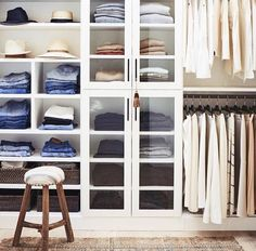 Great closet idea Eye for Orettypretty