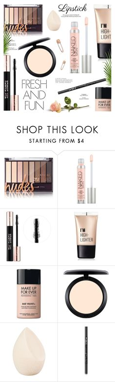 """Pucker Up: Spring Lips"" by sans-moderation ❤ liked on Polyvore featuring beauty, Urban Decay, Yves Saint Laurent, Charlotte Russe, MAKE UP FOR EVER, MAC Cosmetics, Christian Dior, Forever 21 and Mara Hotung"