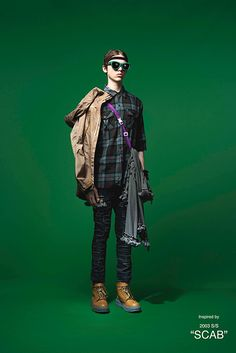 Undercover 2016SS collection Gallery22