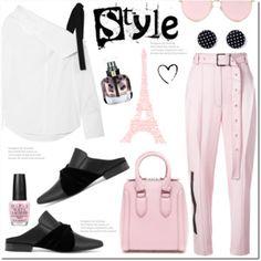 Pink&Black Style