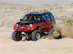 Jeep Liberty Offroad