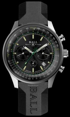 BALL Watch - Engineer Master II Super Navigator. BALL Watch redefines mission-critical timepieces.