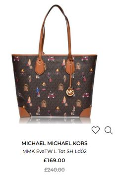 Bag Sale, Michael Kors Bag, Tote Bag, Bags, Shopping, Handbags, Michael Kors Tote, Carry Bag, Dime Bags