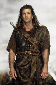 William Wallace - Braveheart (1995)