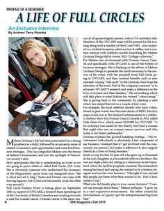 Page 10 of SMJ Magazine Fall Issue! GET INSPIRED, we hope you love it as much as we do! ♥