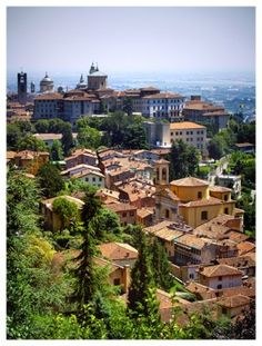 Bergamo, Italy - Marriage Trap and Marriage Merger World's Most Beautiful, Beautiful Places, Places To Travel, Places To Visit, Voyage Europe, Northern Italy, Photos, Pictures, Holiday Destinations