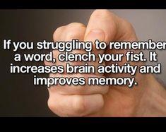Memory. Brain.
