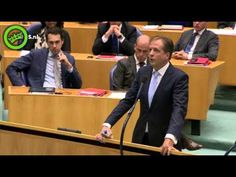 Wilders vs. Pechtold (miezerig mannetje)