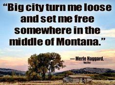 Big Ctiy~ Merle Haggard