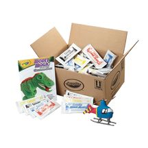 Shop for Crayola Model Magic Classpack Clay (Box of Get free delivery On EVERYTHING* Overstock - Your Online Crafts Shop! Crayola Modeling Clay, Modeling Dough, Teaching Supplies, Classroom Supplies, Craft Supplies, Fun Arts And Crafts, Crafts For Kids, Discount School Supply, Model Magic