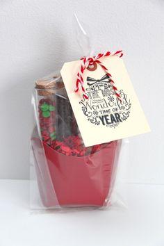 Gift Idea: Hot Cocoa To Go Bags