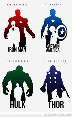Inside The Avengers