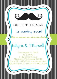 Bow tie baby shower invitations printable navy blue silver baby little man baby shower invitation filmwisefo