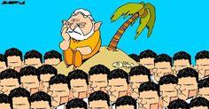 Será que tem como Lula fugir do juiz Sérgio Moro?