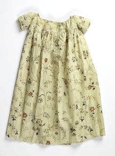 Child's Dress (India), late 18th century