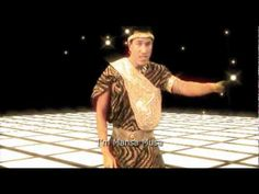 """Mansa Musa (""""I'll Tumble 4 Ya"""" by Culture Club) - One of the many videos that I love by the historyteachers.  This guy is the French Teacher - Viva la France!"""