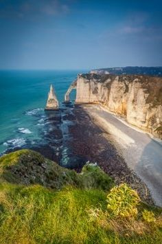 Need to see more of France  Landscape, Normandy France