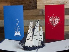 Pop Up Cards by LovePop