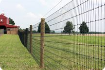 A Great Econimical Small Farm or Ranch Field Fence. - Tap the pin for the most adorable pawtastic fur baby apparel! Youll love the dog clothes and cat clothes! #DogFence