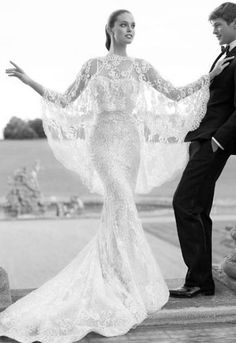 Manuel Mota 2012 Bridal Collection (Erika)