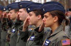 US Air Force Pilots.