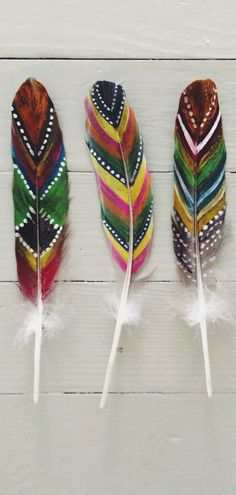 Inspired Feather