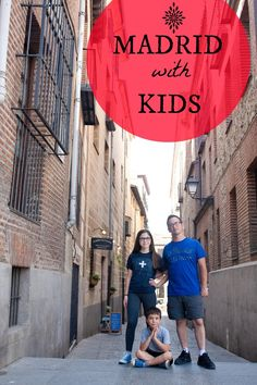 Family travel: Madrid, Spain with kids and teens. Get some great trip ideas and start planning your next trip! See More: bit.ly/RoutePerfectP
