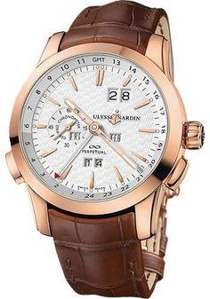 Ulysse Nardin - Perpetual Manufacture Watch 322-10