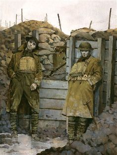 Yanks 1917-1918.  Keith Rocco