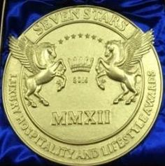 Seven Stars Luxury Hospitality and Lifestyle Awards called 'The Oscars' of Luxury