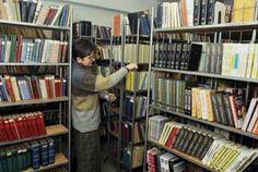 Strona Biblioteki Wydziału Lingwistyki Stosowanej