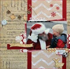 Christmas Magic - Scrapbook.com