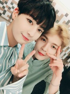 UP10TION Kuhn & Kogyeol