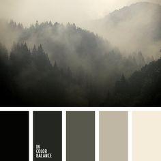 жемчужный цвет, золотисто-жемчужный цвет, оттенки жемчуга, оттенки серого, серый и черный, темно серый, темно-серый и черный, цвет жемчуга, черный и жемчужный, черный и серый, черный и темно-серый.