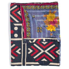 Kantha Quilt 2076 - House of Cindy