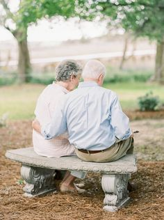 The sweetest anniversary session you ever did see! via Magnolia Rouge Old Couples, Lasting Love, South Carolina, Magnolia, Marriage, Anniversary, Couple Photos, Sweet, Beautiful
