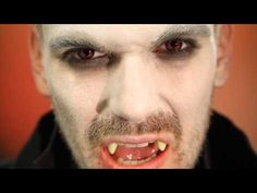 Red Twilight Contact Lenses, ideal for Halloween vampire costumes.